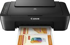 CANON Pixma MG2550 Multifunction All in One Colour Printer Print Copy Scan noink