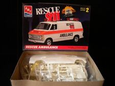 AMT/ERTL Rescue 911 Ambulance 1/25 Kit