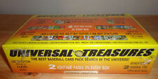 24 PK BOX 2 VINTAGE PKS PER BOX ! FIND THE 2 1952 TOPPS PACKS  MICKEY MANTLE ?