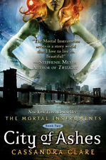 City of Ashes by Cassandra Clare (Paperback)  (The Mortal Instruments, Book 2)
