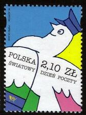 POLAND MNH 2008 World Post Day