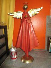 Metal STANDING ANGEL Praying Figure
