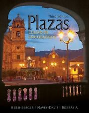 NEW - Plazas: Lugar de encuentros (with Audio CD)