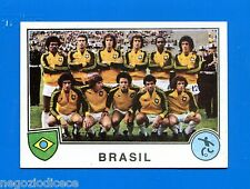 SPORT SUPERSTARS -Panini 1982- Figurina-Sticker n. 240 - BRASIL -New