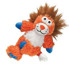 Kong Cross Knots Dog Chew Plush Toy Lion Medium / Large