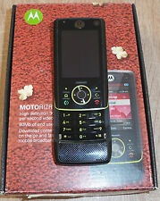 Motorola RIZR Z8 Black Schwarz Sliderhandy Defekt #168#