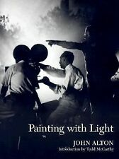 Painting With Light John Alton Books-Acceptable Condition