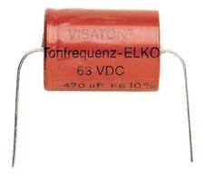Visaton TONFREQUENZ-ELKO RAUH 68 µF/63VDC 270063