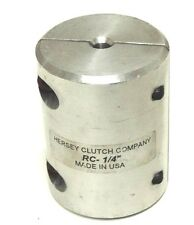 HERSEY CLUTCH COMPANY RC-1/4'' COUPLING RC-1/4