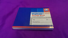 Anker Duplicate Receipt Book Numbered 1 - 80 With Carbon Sheets