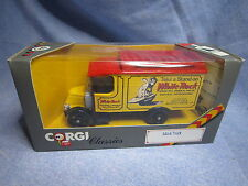 ZA220 CORGI CLASSICS MACK TRUCK TAKE A STAND ON WHITE ROCK 1/50 C906/3 NB