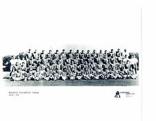 1968 1969 BOSTON PATRIOTS AFL 8X10 TEAM PHOTO CAPPELLETTI  FOOTBALL NFL