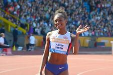 Dina asher-smith A4 Foto 13