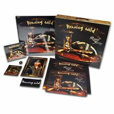 Running Wild  Rapid foray 2Lp + Cd  Box set w/ poster sticker mousepad button