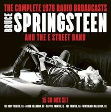 "Bruce Springsteen 15CD Box ""The Complete 1978 Radio Broadcasts"" Neu"