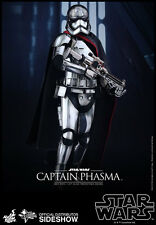 "12"" Star Wars Awaken Captain Phasma Hot Toys 902582 Sideshow In Stock"