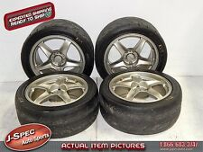 PRODRIVE WHEELS GC-05A 17X8 +42 / 17X9 +45 FORGED STAGGERED 5X114 LIGHT WEIGHT W