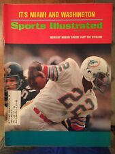 Lot Of 6 Sports Illustrated '71,'72,'73 Dolphins, Olympics, NCAA Tourney, Riggs