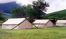 Canvas Mountain Man / Civil War Wall Tent 8FTx10FT.