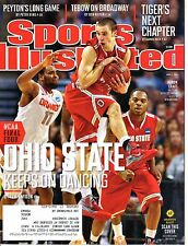 2012 (Apr.2) Sports Illustrated Basketball magazine, Aaron Craft, Ohio State