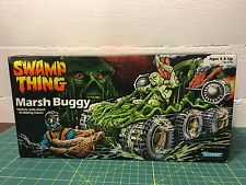 Swamp Thing Marsh Buggy Kenner MIB Nrfb Action Figure Toy 90's Horror Monster