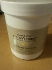 Mama mio 500g tub of mamas touch lighten up foot soak