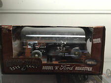 1/18 FORD MODEL A ROADSTER ORIGINS OF SPEED SALT FLAT RACER #33B BY HIGHWAY 61