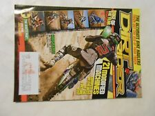 JUNE 2009 DIRT RIDER MAGAZINE,BIKE OF THE YEAR,TORTURE TEST 21 BIKES,HAULERS,AMA