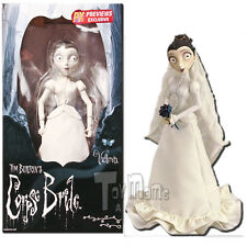 Tim Burton's Corpse Bride Wedding Dress Victoria Collector Doll - Jun Planning