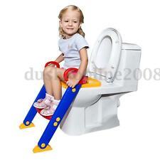 Toilette Pot Siège Échelle Détachable Formation Bébé Enfant TOILET SEAT Maison