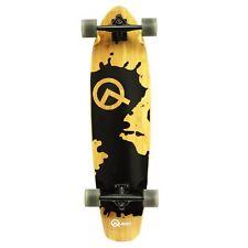 Bamboo Longboard Skateboard (34-Inch)