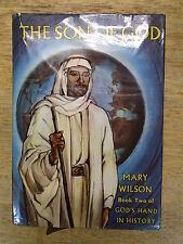 THE SON OF GOD by MARY WILSON - BLANDFORD PRESS 1961 *1ST EDITION* - H/B D/W
