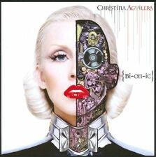 CHRISTINA AGUILERA - Bionic [clean] edited CD