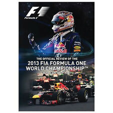 NEW 2013 FIA Formula One DVD Official Review F1 Video Movie Sports