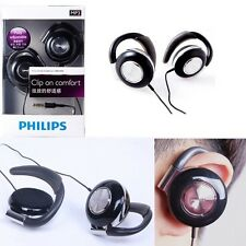 Philips SHS4700 Ear clip headphones Clip-on comfort Black /GENUINE
