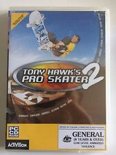 Tony Hawk's Pro Skater 2,  PC CD-ROM Brand NEW sealed