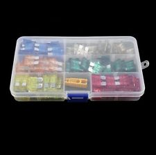 50pcs ATO/Medium Blade Fuse Amps Assortment Set For Toyota Car Truck SUV Box