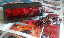 MINI COOPER SPORT 500 CLASSIC GENUINE ROVER HIGH LEVEL THIRD BRAKE LIGHT RARE S