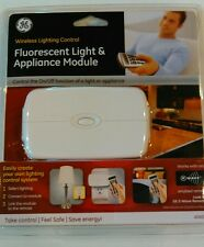 New  GE Z-WAVE Home Automation Fluorescent LIGHTING AND APPLIANCE MODULE 45603