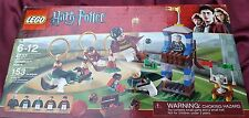 NEW LEGO 4737 QUIDDITCH MATCH HARRY POTTER MARCUS ROLANDA DRACO MALFOY OILVER