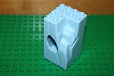 Lego Duplo Zoo - Höhle oder Felsen in eisblau für Dino Welt, Zoo Eisbären 5635