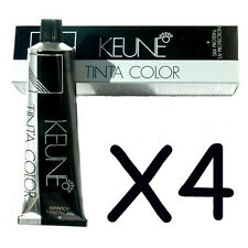 4 Keune Tinta Hair Color Dye - ( Pack of 4 ) Choose Any Colors  - Free Gift
