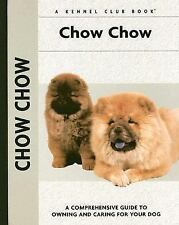 Chow Chow : Richard G Beauchamp : Kennel Club Books : New  Hardcover @