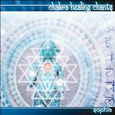 SOPHIA Chakra Healing Chants CD NEU / New Age / Yoga / Meditation / Tantra
