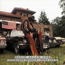 Longhaired Redneck/Rides Again by David Allan Coe (CD, Jun-1994, Bear Family...
