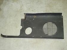 64 to 70 Toyota Corona RT43 RT52 right hand side Under Dash Tray + Vent