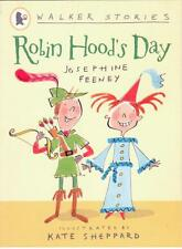 Walker Stories - Robin Hood's Day by Josephine Feeney- Early Reader Chapter book