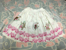 BtSSB Flowers and Ribbon Salon Music Skirt Ivory Violin Trumpet Sweet Lolita EGL