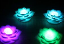 LED Lotus Flower Light Blumenlicht NEU/OVP Licht Lotus Mehrfarbig Rose NEW/OVP