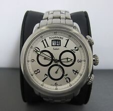 Tourneau Safari Stainless Steel Watch S32040